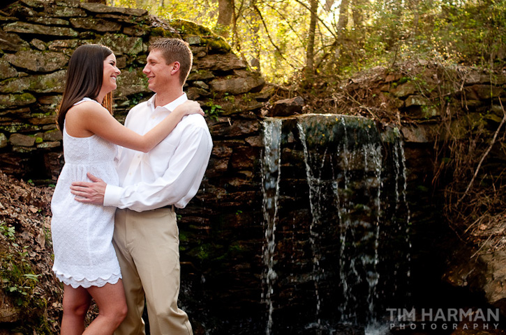 Roswell Engagement Shoot