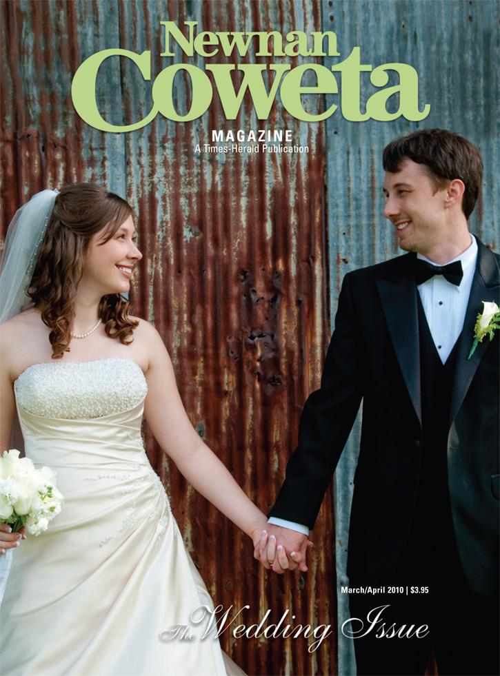Newnan-Coweta Magazine front cover