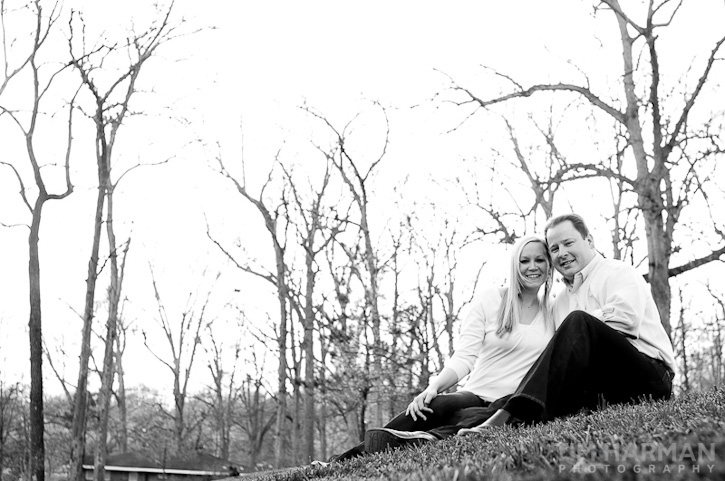 Engagement Shoot at Grant Park