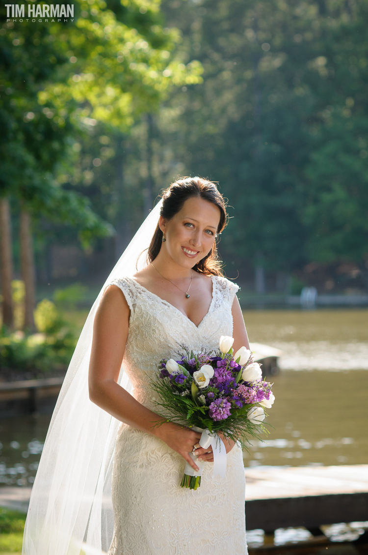 Bridal Portrait | Bridal Shoot | Lake Oconee | Greensboro, GA