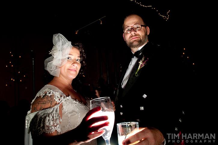 Wedding at King Plow Arts Center