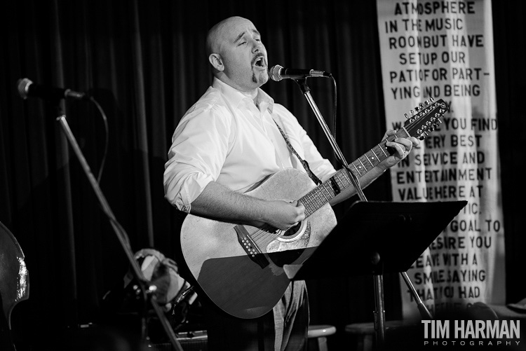 Wedding Reception at Eddie's Attic | Decatur, GA