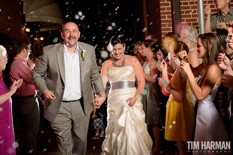 Wedding Reception at Eddie's Attic | Decatur, GA
