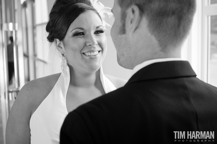 wedding at Fernbank Museum of Natural History, Atlanta, GA