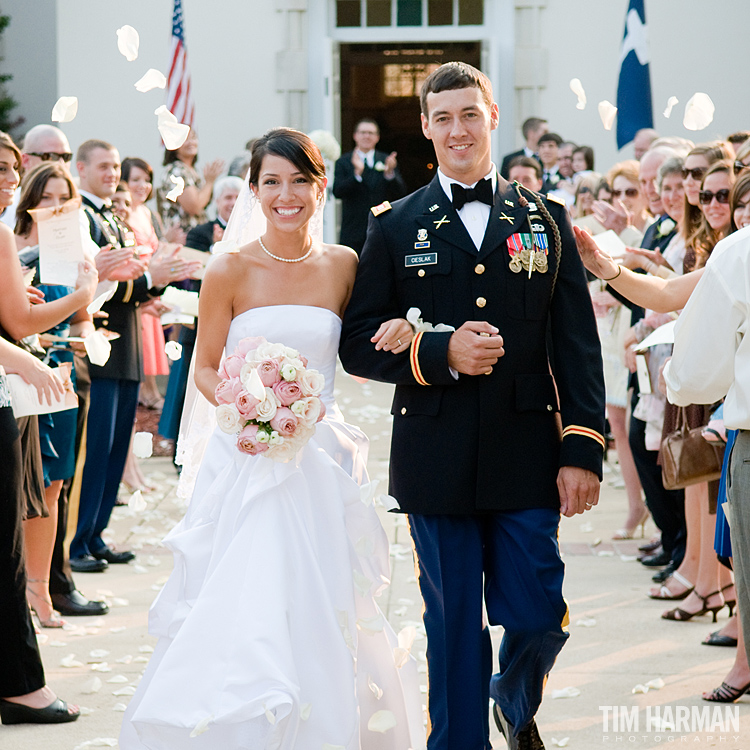 Wedding at Fort Benning, Chapel