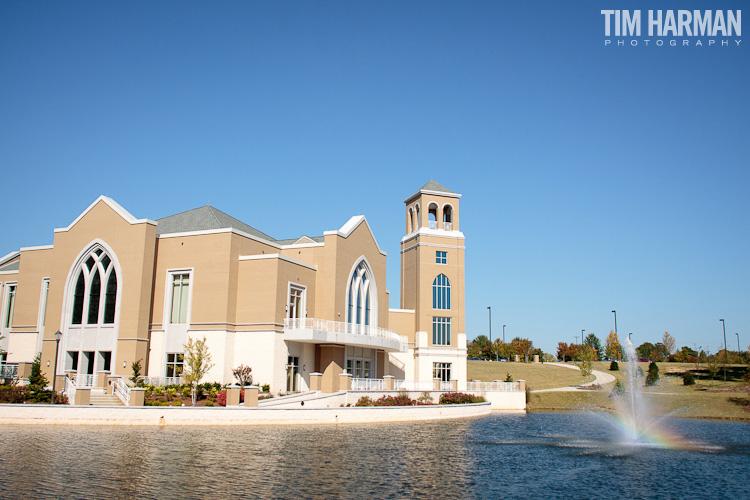 Perimeter church atlanta wedding