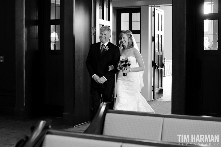 wedding at perimeter church chapel