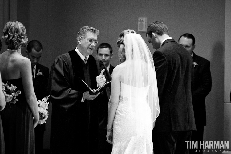 wedding at perimeter church chapel