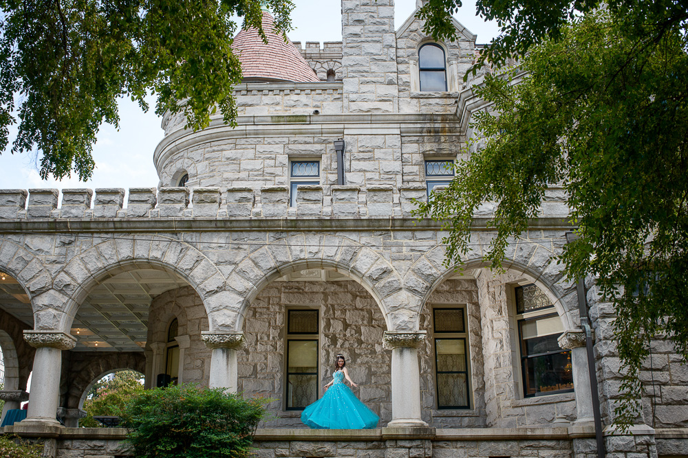 wedding at rhodes hall