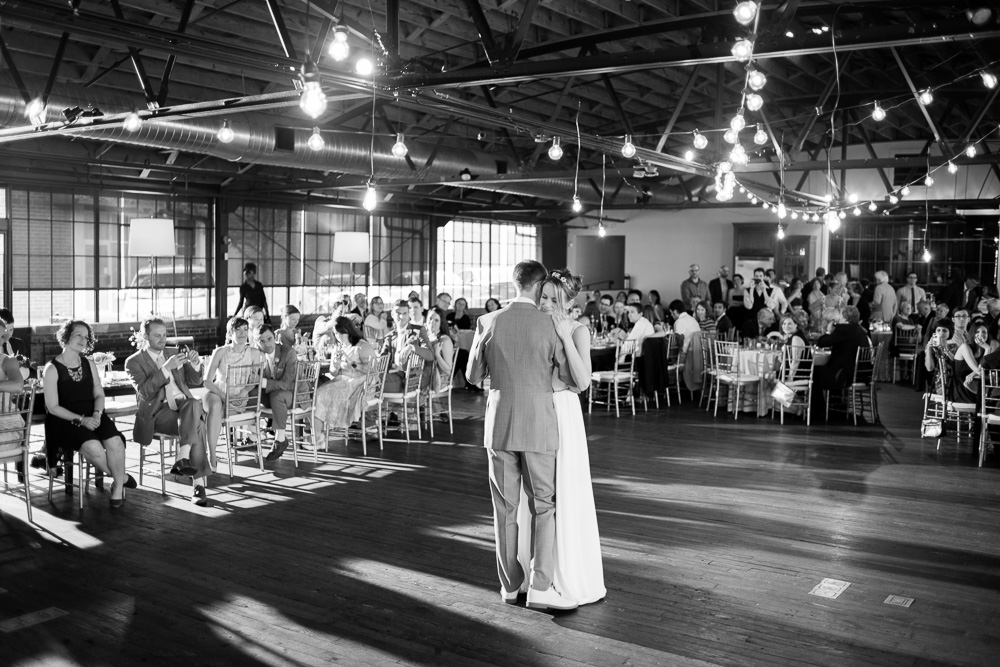 Wedding at Summerour Studio, Atlanta