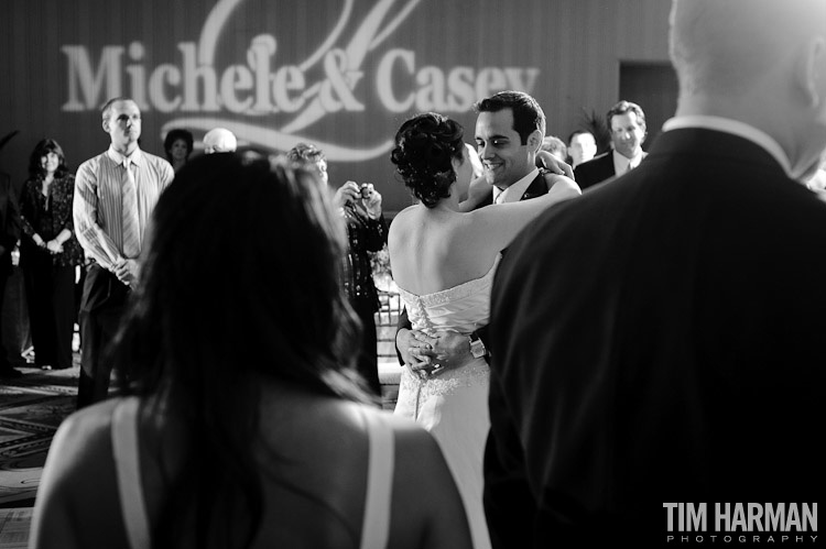 Wedding Ceremony and Reception at the Four Seasons Hotel in Atlanta, Terrace Level