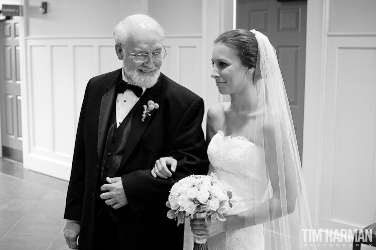 Wedding at Christ Church Presbyterian in Evans, GA