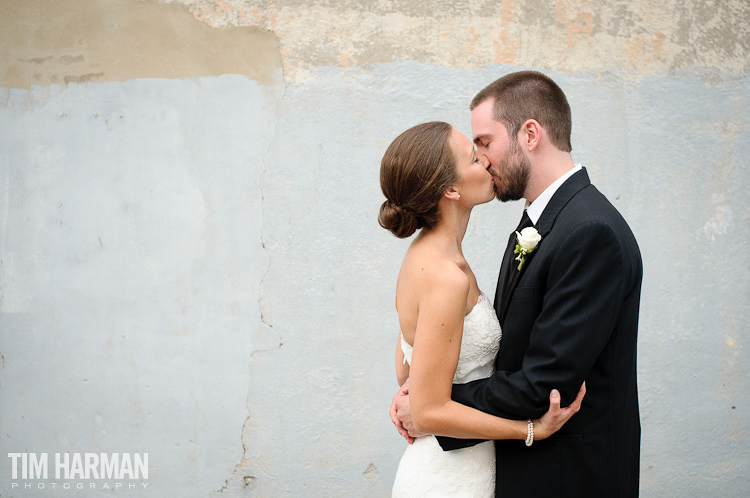 Downtown Augusta wedding photos