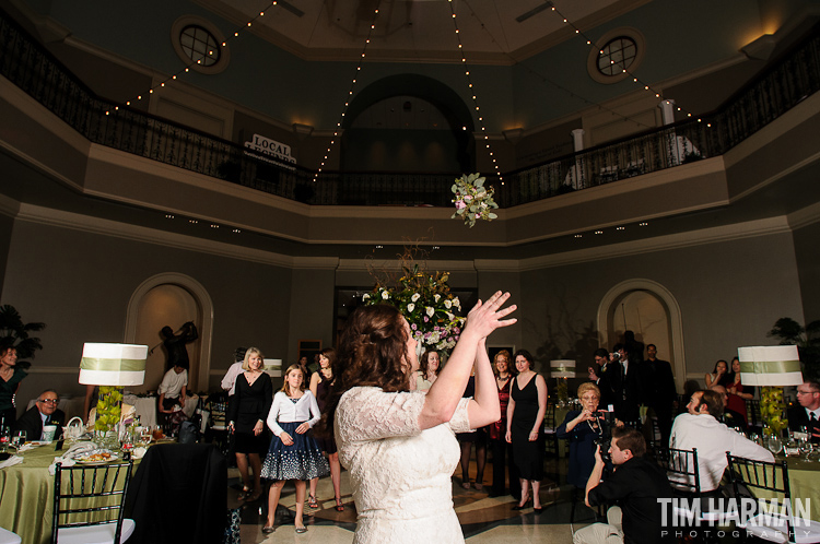 wedding at Christ Church Presbyterian and reception at Augusta Museum of History