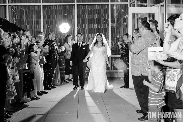 Wedding Reception at Georgia Tech Hotel and Conference Center