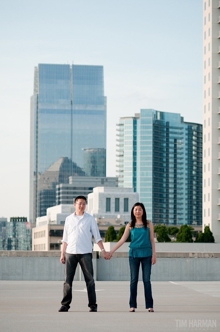 Atlanta Engagement Shoot