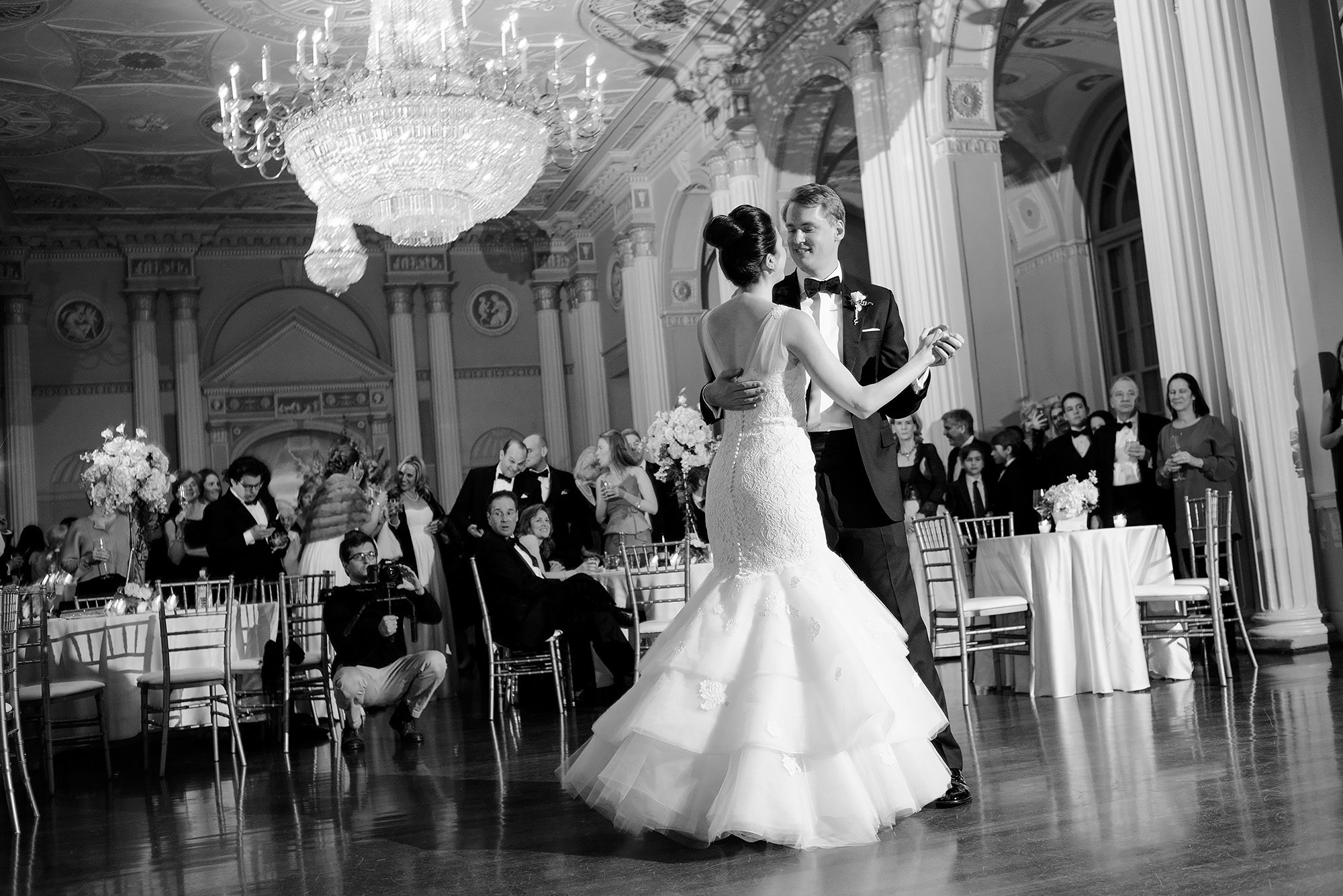 Tayloe and Isabel | Wedding at The Cathedral of St. Philip | Reception at The Biltmore Ballrooms